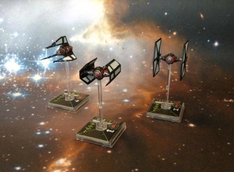 Vader, Echo & Zeta2