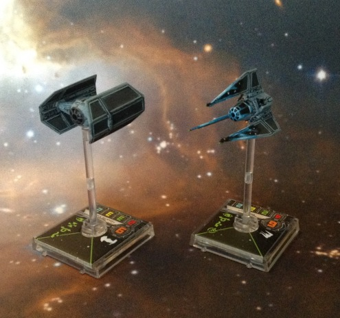 Vader & Echo