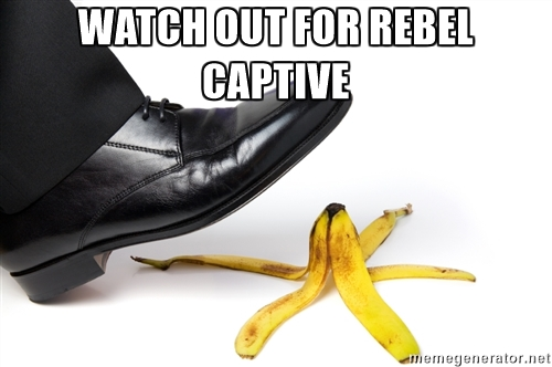 rebel captive
