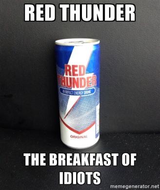 red thunder idiots