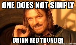 red thunder simply