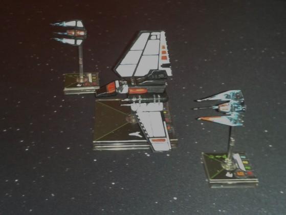 yavin ships