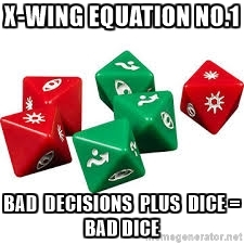 dice equation