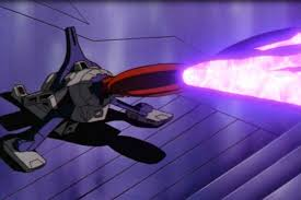 starscream gets shot