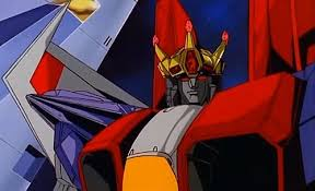 starscream with crown