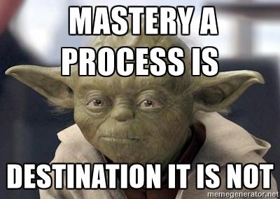 yoda mastery