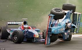 f1 crash 2