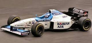 Tyrell F1 1996