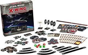 x wing minatures game