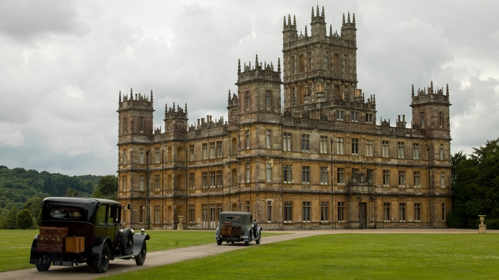 downton-abbey cars