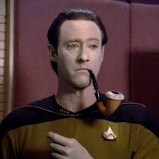 data star trek pipe