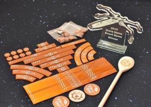 cog prizes